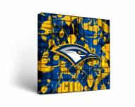 Tennessee Chattanooga Mocs Fight Song Canvas Wall Art