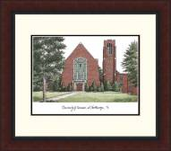 Tennessee Chattanooga Mocs Legacy Alumnus Framed Lithograph