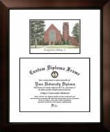 Tennessee Chattanooga Mocs Legacy Scholar Diploma Frame