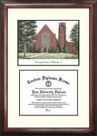 Tennessee Chattanooga Mocs Scholar Diploma Frame