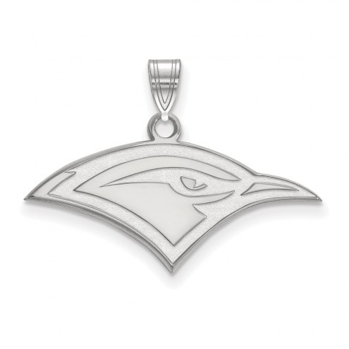 Tennessee Chattanooga Mocs Sterling Silver Small Pendant