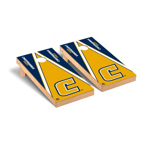 Tennessee Chattanooga Mocs Triangle Cornhole Game Set