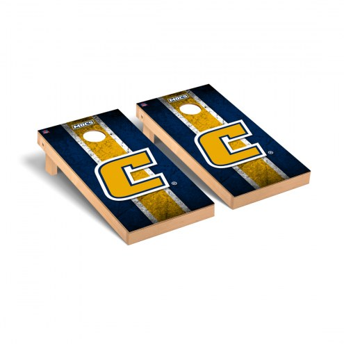 Tennessee Chattanooga Mocs Vintage Cornhole Game Set