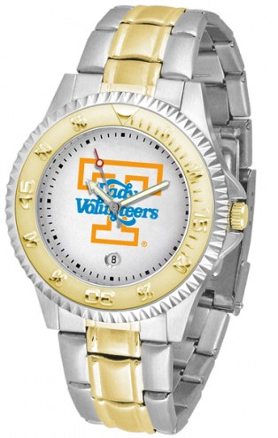 Tennessee Volunteers Competitor Two-Tone Men's Watch