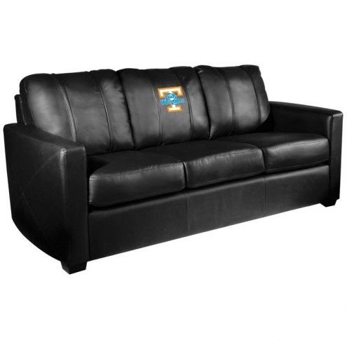 Tennessee Lady Volunteers XZipit Silver Sofa