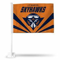 Tennessee-Martin Skyhawks Car Flag
