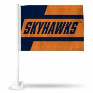 Tennessee-Martin Skyhawks College Car Flag