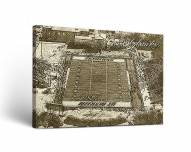 Tennessee-Martin Skyhawks Sketch Canvas Wall Art