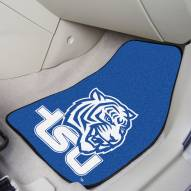 Tennessee State Tigers 2-Piece Carpet Car Mats