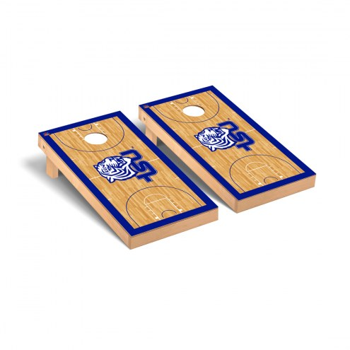 Tennessee State Tigers Basketball Court Cornhole Game Set