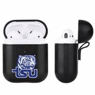 Tennessee State Tigers Fan Brander Apple Air Pods Leather Case