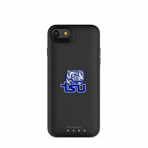 Tennessee State Tigers mophie iPhone 8/7 Juice Pack Air Black Case