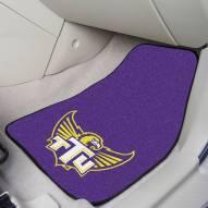 Tennessee Tech Golden Eagles 2-Piece Carpet Car Mats