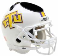 Tennessee Tech Golden Eagles Alternate 2 Schutt Football Helmet Desk Caddy