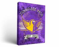Tennessee Tech Golden Eagles Banner Canvas Wall Art