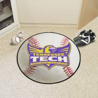 Tennessee Tech Golden Eagles Baseball Rug