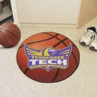Tennessee Tech Golden Eagles Basketball Mat