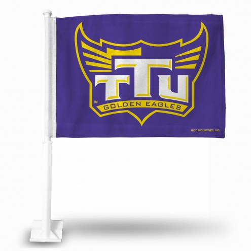 Tennessee Tech Golden Eagles Car Flag