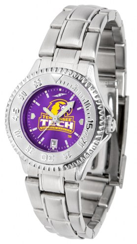 Tennessee Tech Golden Eagles Competitor Steel AnoChrome Women's Watch