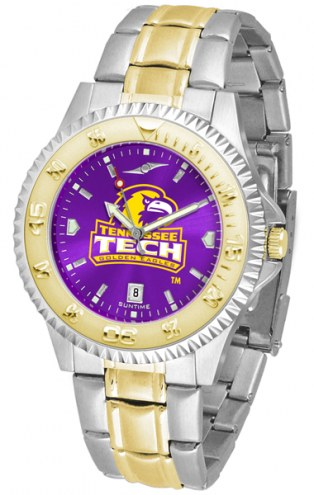 Tennessee Tech Golden Eagles Competitor Two-Tone AnoChrome Men's Watch