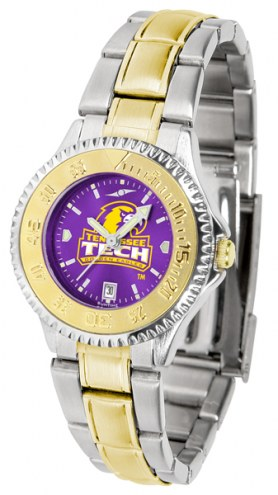 Tennessee Tech Golden Eagles Competitor Two-Tone AnoChrome Women's Watch