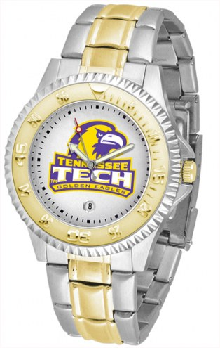 Tennessee Tech Golden Eagles Competitor Two-Tone Men's Watch