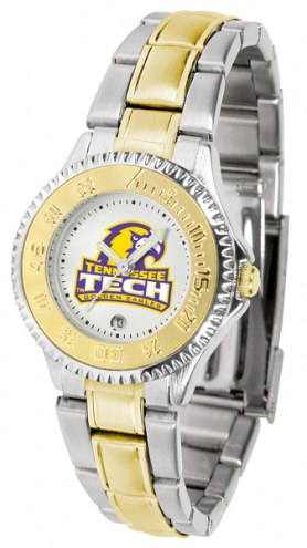 Tennessee Tech Golden Eagles Competitor Two-Tone Women's Watch