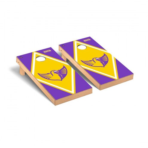 Tennessee Tech Golden Eagles Diamond Cornhole Game Set