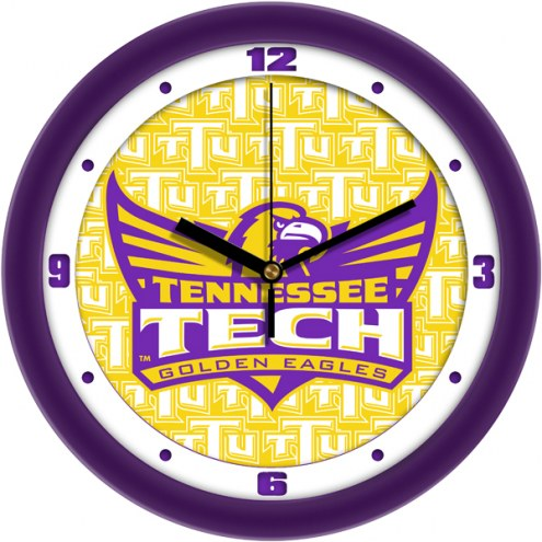 Tennessee Tech Golden Eagles Dimension Wall Clock