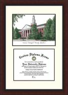 Tennessee Tech Golden Eagles Legacy Scholar Diploma Frame