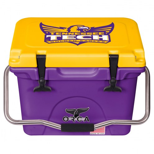 Tennessee Tech Golden Eagles ORCA 20 Quart Cooler