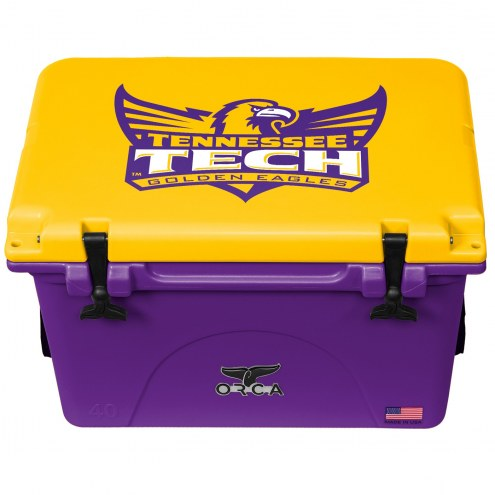 Tennessee Tech Golden Eagles ORCA 40 Quart Cooler