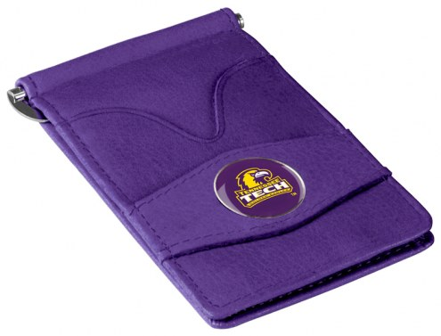 Tennessee Tech Golden Eagles Purple Player's Wallet