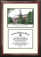 Tennessee Tech Golden Eagles Scholar Diploma Frame