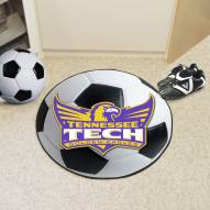 Tennessee Tech Golden Eagles Soccer Ball Mat