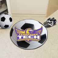 Tennessee Tech Golden Eagles Soccer Ball Mat