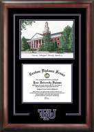 Tennessee Tech Golden Eagles Spirit Diploma Frame with Campus Image