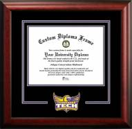 Tennessee Tech Golden Eagles Spirit Diploma Frame