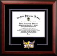 Tennessee Tech Golden Eagles Spirit Diploma Frame