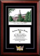 Tennessee Tech Golden Eagles Spirit Graduate Diploma Frame