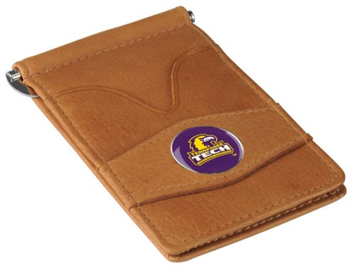 Tennessee Tech Golden Eagles Tan Player's Wallet