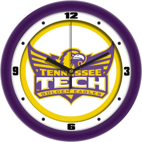 Tennessee Tech Golden Eagles Traditional Wall Clock