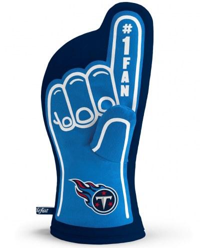 Tennessee Titans #1 Fan Oven Mitt