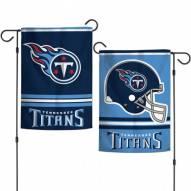 """Tennessee Titans 11"""" x 15"""" Garden Flag"""