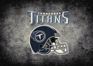 Tennessee Titans 4' x 6' NFL Distressed Area Rug