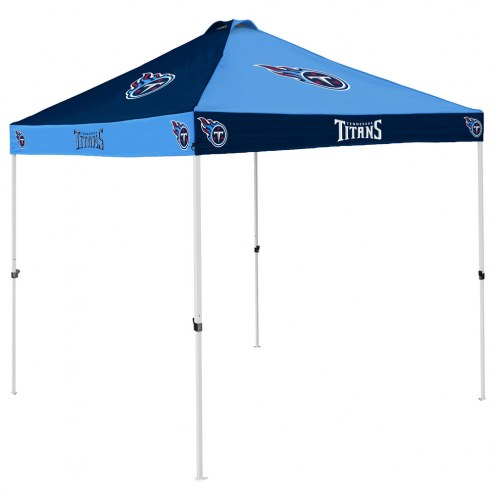 Tennessee Titans 9' x 9' Checkerboard Tailgate Canopy Tent