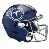 Tennessee Titans Authentic Helmet Cutout Sign