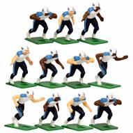 Tennessee Titans Away Uniform Action Figure Set