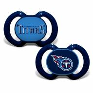 Tennessee Titans Baby Pacifier 2-Pack
