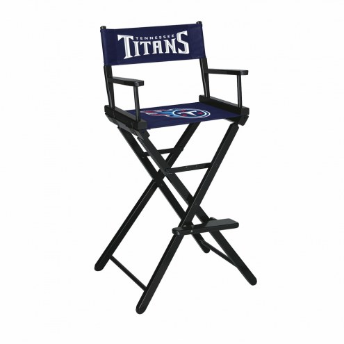 Tennessee Titans Bar Height Director's Chair